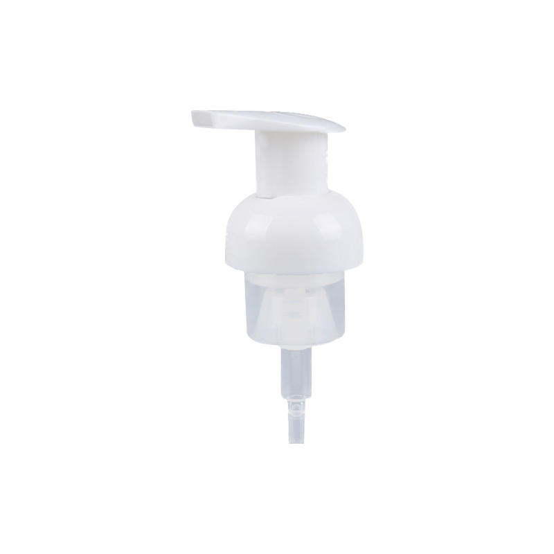 Plastic 40 mm neck Foam Pump with Customized Tube for bottle