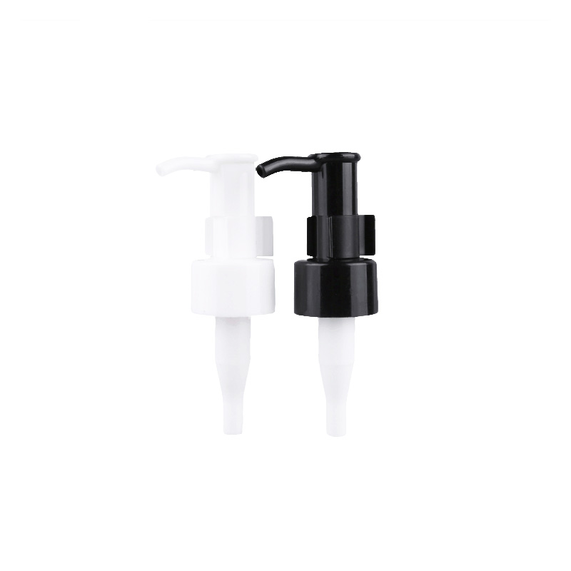customized 20mm 24mm 28mm neck fine plastic shampoo dispenser pump with customized tube